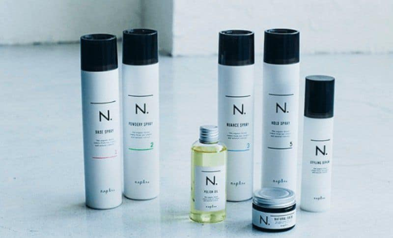 N.(エヌドット)徹底解説|美容師が「スタイリング剤」「ポリッシュオイル」について紹介