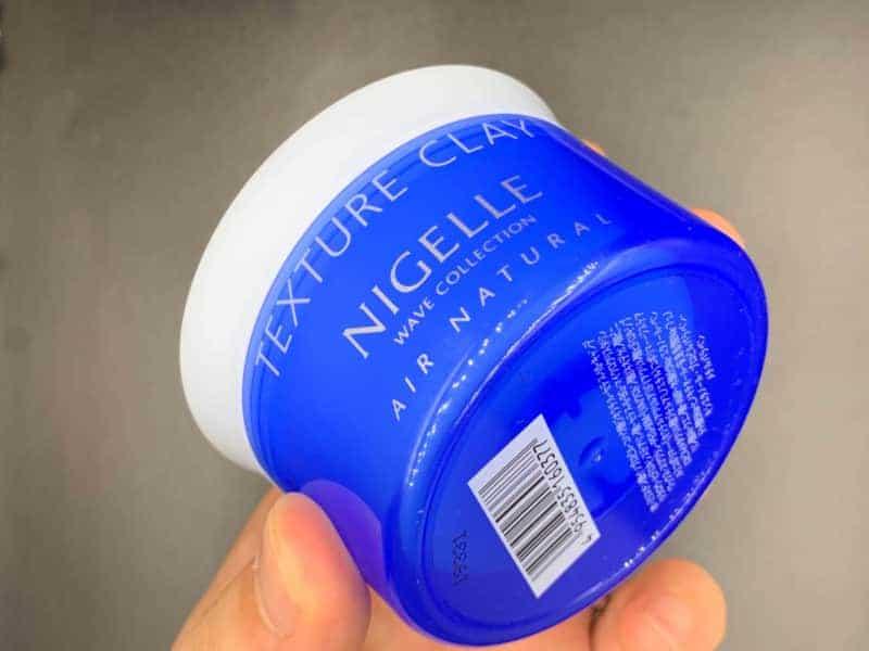 【ニゼル】「テクスチュアクレイ」のヘアワックスを美容師が実際に使ったレビュー記事
