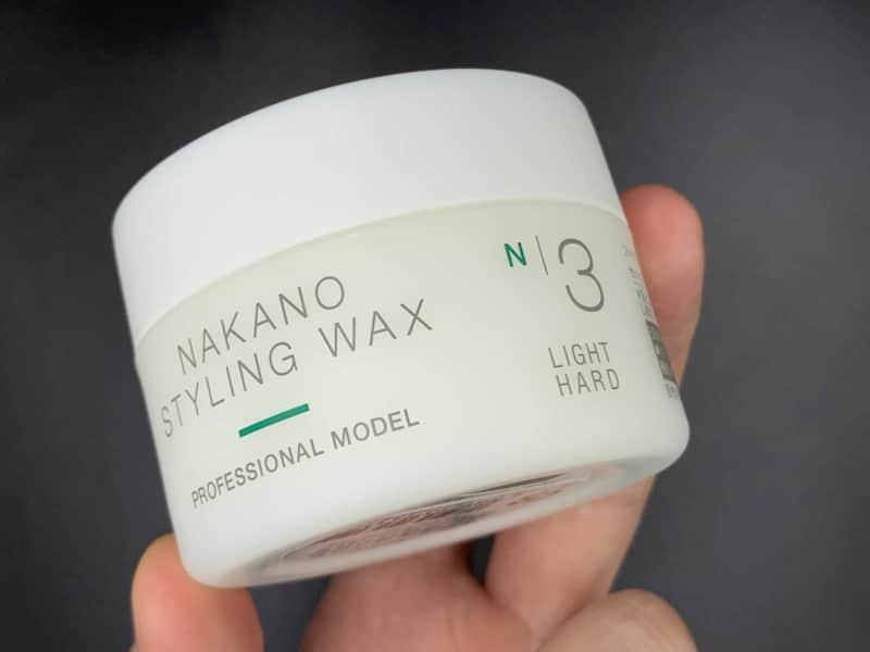 【ナカノ】「ナカノスタイリングワックス(ファイバータイプ)」を美容師が実際に使ったレビュー記事