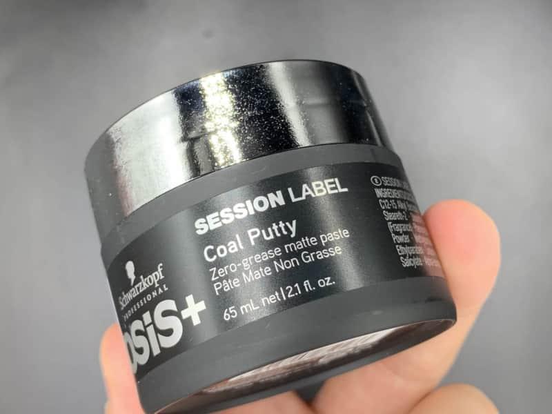 【シュワルツコフ】「オージス セッションレーベル コールパテ」のヘアワックスを美容師が実際に使ったレビュー記事