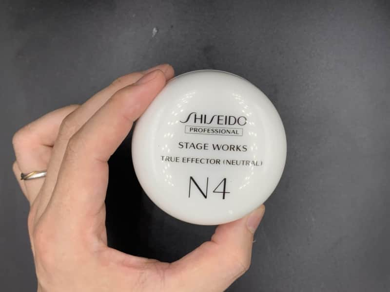 【資生堂】「ステージワークス」のヘアワックスを美容師が実際に使ったレビュー記事