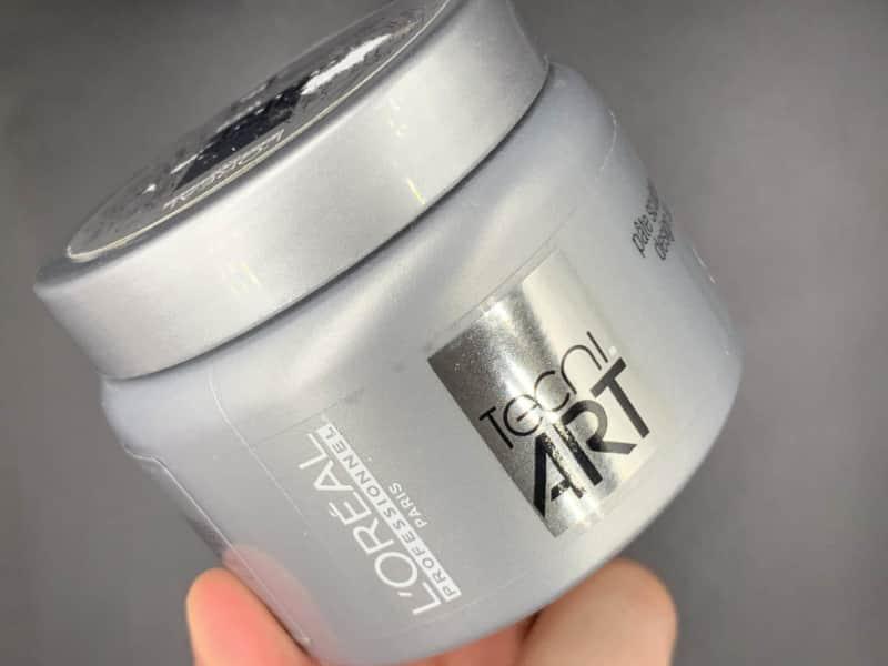 【ロレアル プロフェッショナル】「テクニアート ウェブ」のヘアワックスを美容師が実際に使ったレビュー記事