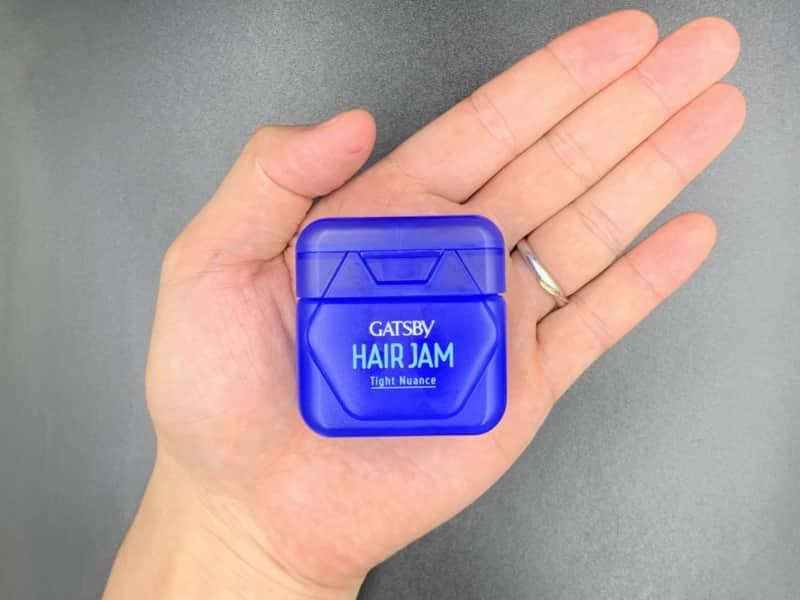 【ギャッツビー】「ヘアジャム タイトニュアンス」のジェルワックスを美容師が実際に使ったレビュー記事