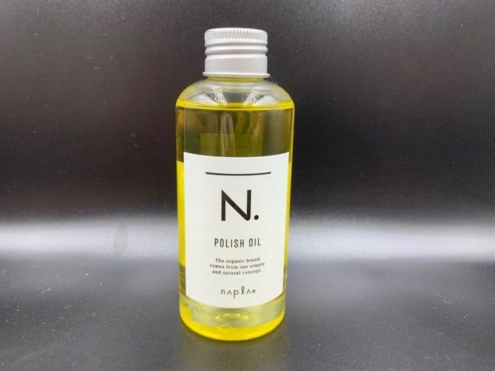 【ナプラ】「エヌドット ポリッシュオイル」を美容師が実際に使ったレビュー記事