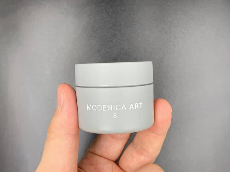【NAKANO】「モデニカ アートワックス」を美容師が実際に使ったレビュー記事